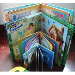 Board Book Printing Service China